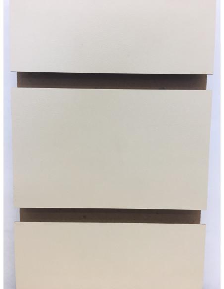 Slatwall board white colour