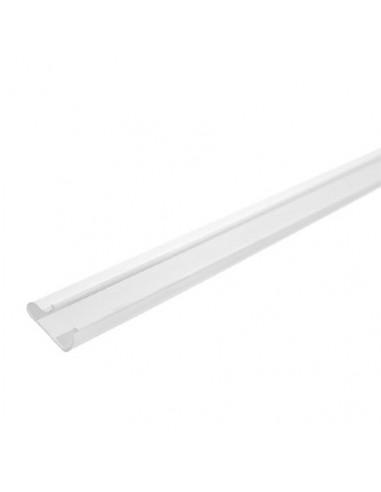 White slatwall inserts