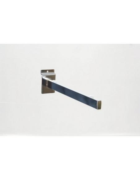 Brackets for Slatwall Glass Shelves