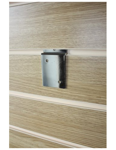 Slatwall Cabinet Bracket for Slatwall Hanging