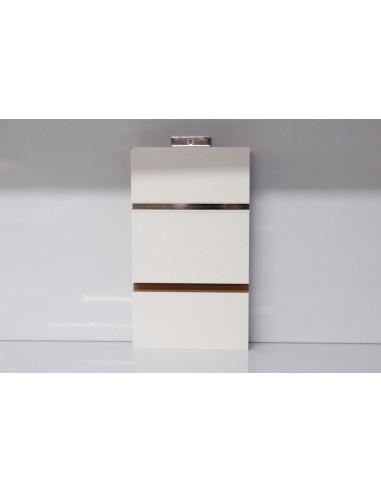 White colour slatwall
