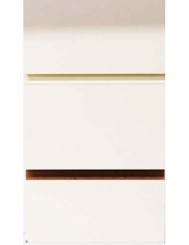 UK Slatwall board cream colour