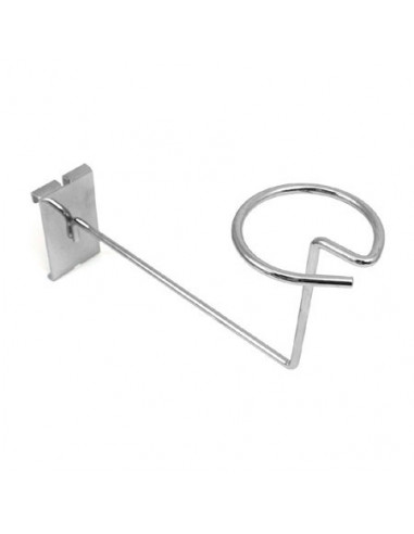 Millinery Arm for Gridwall - Gridwall Millinery Arm