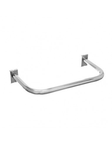 Gridwall U Shaped Hangrail for Gridwall - Mesh Gridwall Hangrail