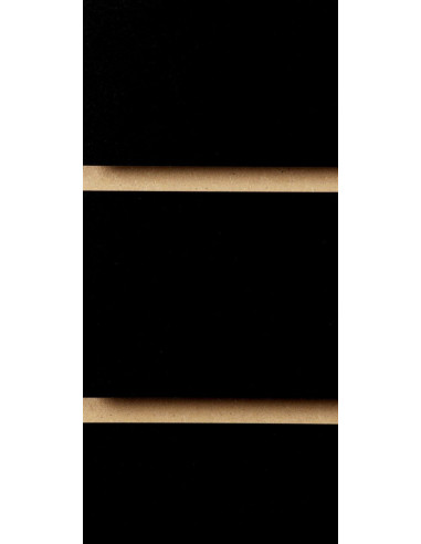 Slatwall board black 8ft by 4ft UK stock