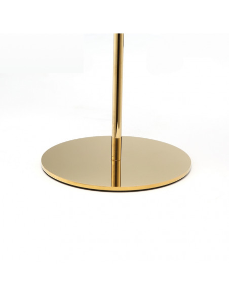 Luxury Golden Jewelry Display Stand